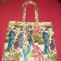 Oriental - Japanese Tote Bag