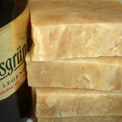 Beer Natural Soap Bar