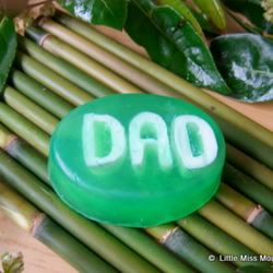 Soap for Dad, Eucalyptus and Tea Tree Essential Oil