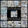 BIG TUTORIAL PACKAGE Wire Jewellery - Buy ALL 13 for 28 pounds  (save 11 pounds)