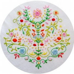 Embroidery Pattern Tree of Life - PDF