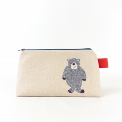 Woodland Animal Makeup Bag