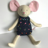 Nell Mouse Kit (Alternative Playsuit Fabric)