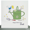 Father's Day Card - Garden