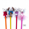 Lucky dip - Animal pencil topper, Handmade by Lily Lily Handmade