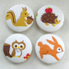 Garden Friends Button Set FOR CHILDREN IN NEED