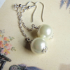 Pearl Drop Earrings FOR COMIC RELIEF