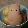 Robin the felt potato FOR COMIC RELIEF