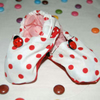 Ladybird Soft Soled Baby Shoes 0-3 Months FOR COMIC RELIEF