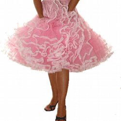 Rock'n'Roll petticoat 50's style beautifull a must have