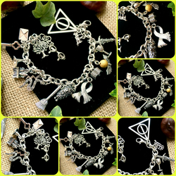 Harry Potter Themed Bracelet