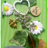Be Happy BEE Keyring Bagcharm :-)