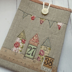 Linen Kindle Cover