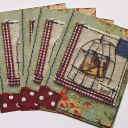 Set of 6 Postcards