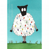 Sheep Christmas Card A6