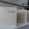 Pack of 3 Dandelion Thank You Cards