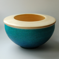 Decorative Lime Bowl 140 x 65 mm