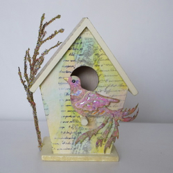 Altered Bird House