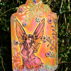 Fabulous Fairy Tag, Sunset Shades