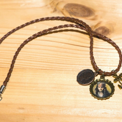 Pirates of The Caribbean Inspired Captain Jack Necklace