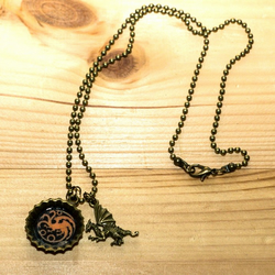 Game of Thrones Inspired Khaleesi Necklace