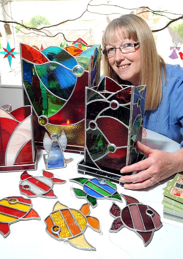 Stained Glass Art Designs