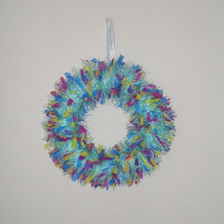 Quirky and Unusual Christmas Wreath