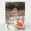 15% off! Greetings Card The Tale of Mr Fox