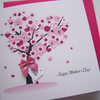 Really pretty hand made and personalised card for any occasion.