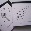 Hand-Made Multipack Luxury Christmas Cards.