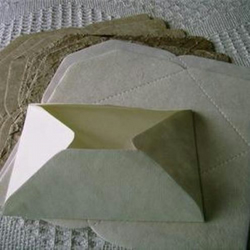 HANDMADE PAPER ENVELOPES