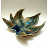 Ceramic Maple Leaf Bowl