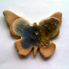 Colourful Butterfly Brooch