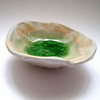 Green Tea Light Bowl