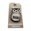Big Owl Brooches * pick from 2 designs* by EllyMental Jewellery