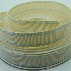 Beautiful cream ribbon