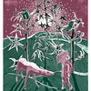 Sleepwalker Encounters His Father As A Horse in A Tomato-Plant Forest poster