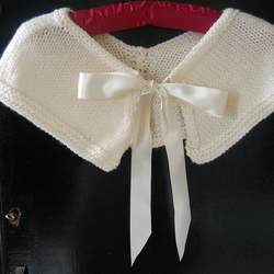 Cream Wedding Shrug