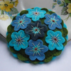 Forget-me-not Brooch
