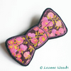 Liberty Fabric Bow Brooch