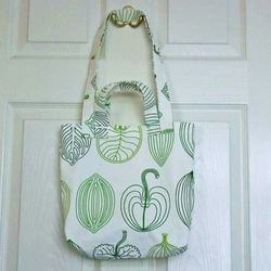 SALE - Little Leaf Tote Bag