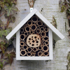 Small Bee Hotel in White.