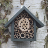 Small Bee Hotel in Dark Green.