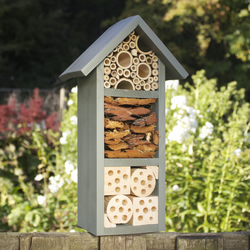 Three Tier Bee Hotel, in 'Wild Thyme'
