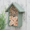 Bee Hotel, Insect House, Wildlife House in 'Willow'. Two Tier