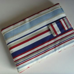 "iPad Mini 7"" Tablet Cover - RWB Stripes"