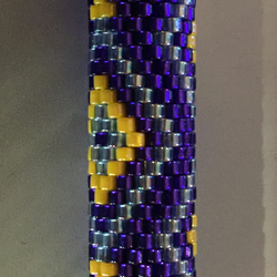 Beautiful Handmade Beadwoven Pen