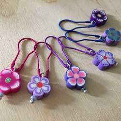 Kitsch Polymer Clay Crochet Knitting Stitch Markers