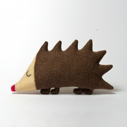Sydney Hedgehog Plush Lambswool Toy - Made to order