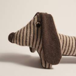 Henry Plush Sausage Dachshund Dog Toy